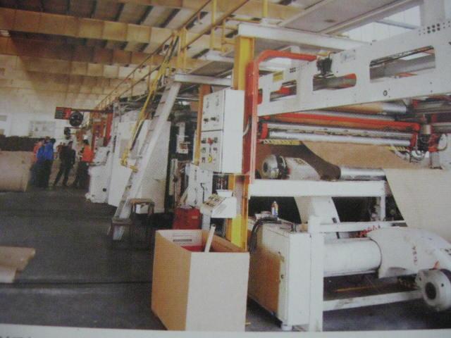 瓦楞紙生產設備